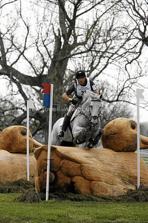 """Carl Bouckaert on Rampant Lion at the Rolex Three-Day Event. From Poulsen Photography and Troutstreaming Outdoor and Sports Media on location coverage of the 2007 Rolex Three Day Event at the Kentucky Horse Park in Lexington Kentucky. All content Copyright 2007 J. Andrew Towell. To purchase images from the event please visit  <a href=""""http://www.poulsenphoto.com"""">http://www.poulsenphoto.com</a> or contact the copyright holder."""