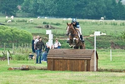 Thirlstane Horse Trials 2006 - Cross-country