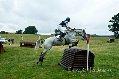 Thirlstane Horse Trials 2006 - Cross-country