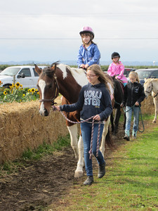 WVPC hosts pony rides at EZ Orchards Farm in Salem.
