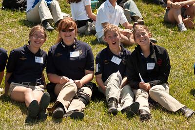 Quiz Team: Natalie, Katrina, Danica and Brianna