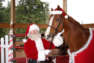 Santa and Guy