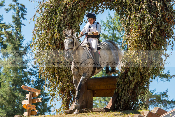 Cross-Country USEA Area 7 Championships