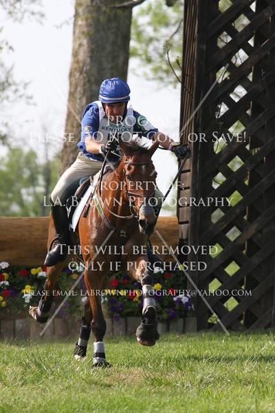 Rolex 2008, Phillip Dutton riding Connaught