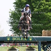 Rolex 2008, Tara Ziegler riding Buckingham Place