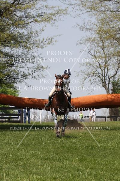 Rolex 2008, Hawley Bennett riding Livingstone