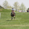 Rolex 2008, Corinne Ashton riding Dobbin