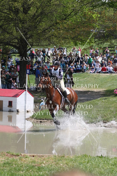 Rolex 2008, Sandra Donnelly riding Buenos Aires