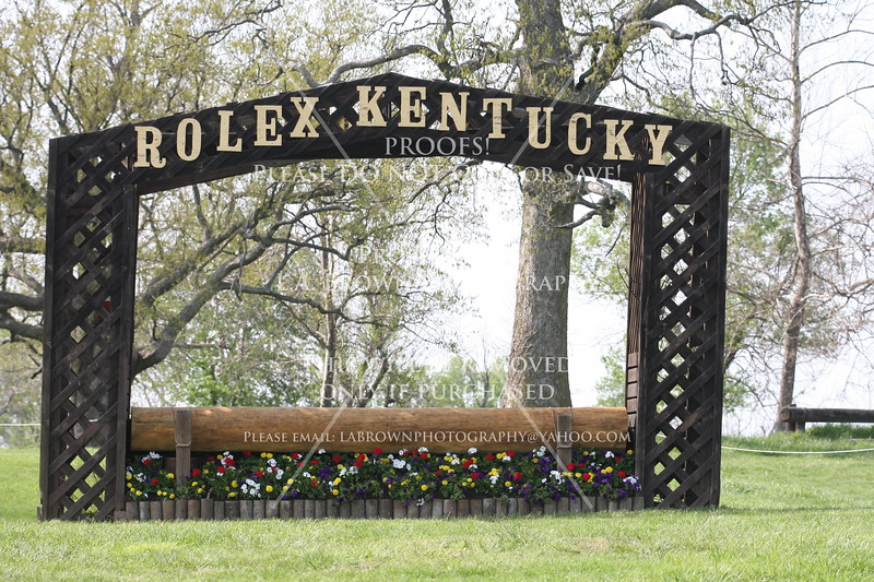 Rolex 2008, fence, jump, cross country, eventing