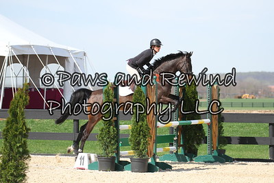 Wednesday: 1.00m Jumper