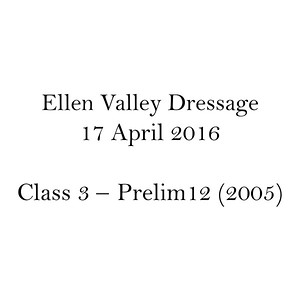 Class 3 – Prelim 12 (2005)