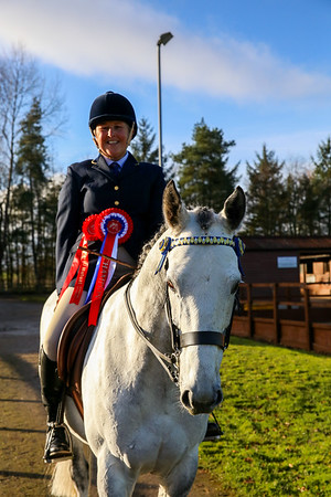 Sparket Equestrian Showing Show 25.11.17