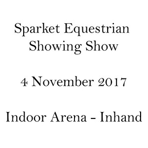 Indoor Arena - Inhand