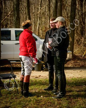 Tanheath Hunt at Lord Creek Farm 11/26/17