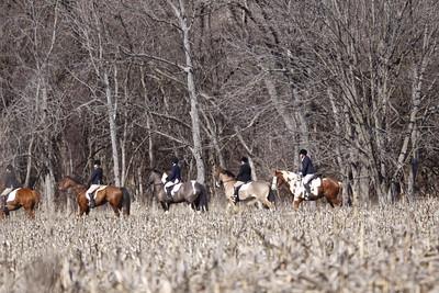 Joint Hunt @ MVH & FLH 3-3-2012 024
