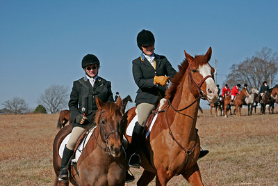 Joint Hunt @ MVH & FLH 3-3-2012 163