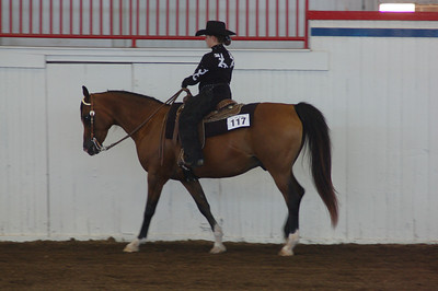 Western Pleasure 12 & Under Saddle Type
