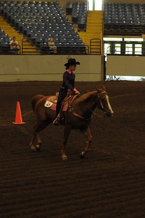 Horsemanship 12 & Under Quarter