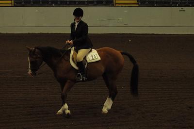 """Hunt Seat Equitation 14 & Under Over 56"""""""