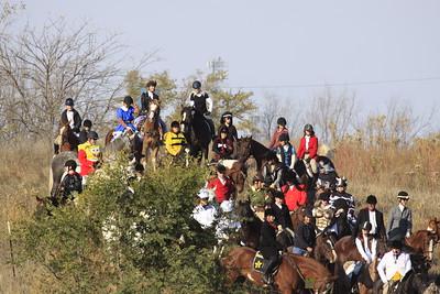 NHH Joint Hunt Halloween 10-29-2011 050