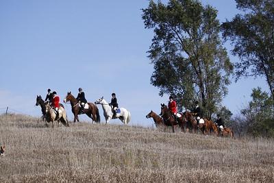 North Hills Hunt / Opening Hunt @ Kennels / 10-23-2011