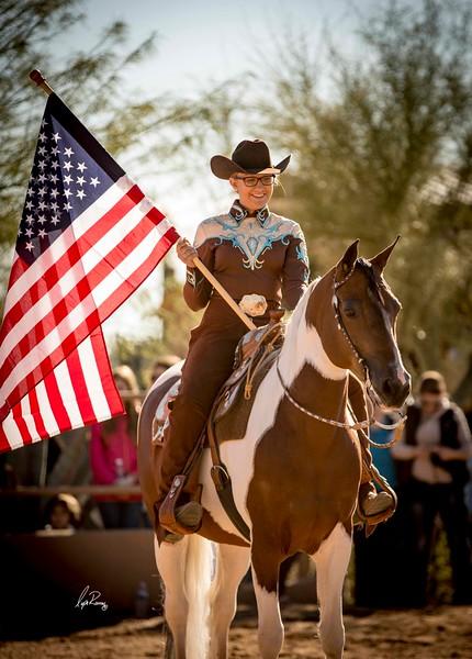 National Horsemen - Arabian