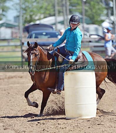 Event 57  -  All Pony Barrels