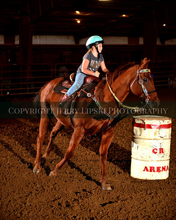 Fall Show  -  October 7 2018   PeeWee Barrels