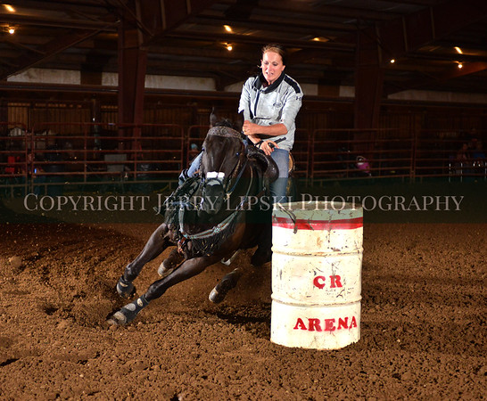 Fall  Show  - October 7 2018   Senior 3D Barrels   NBHA