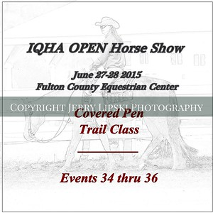 Trail  Events 34 thru 36
