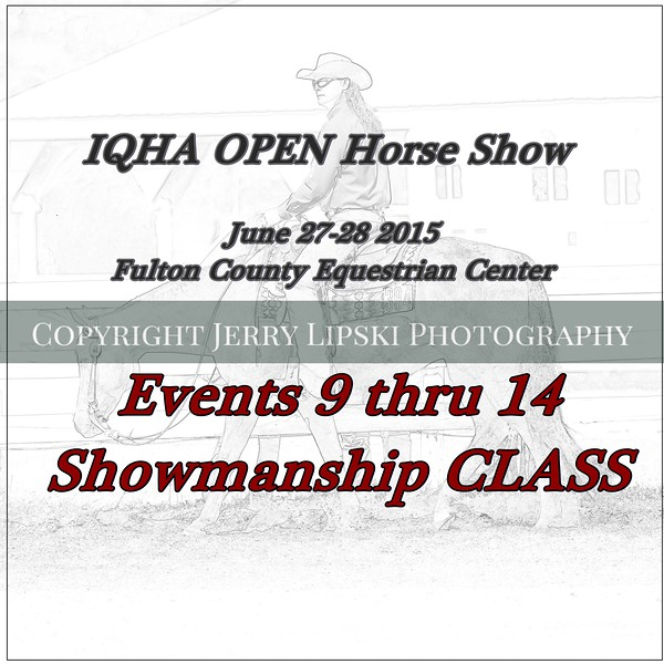 Cover 9 thru 14 Showmwnship
