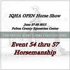 Cover 54 thru 57  Open Horsemanship