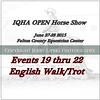 Cover 19 thru 22 Showm English WT
