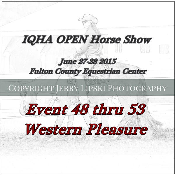 Cover 48 thru 53  Western Pleasure