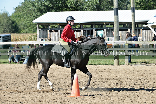 Events 9 & 10 - Equitation WTC    MS & HS