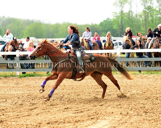 Barrel Racing  -  May 9th , 2015