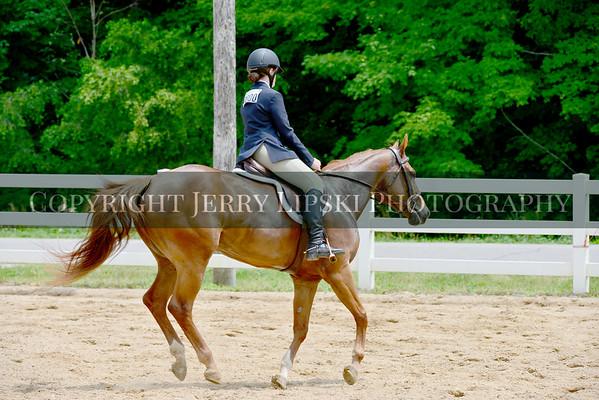 Class 20 thru 24 Equitation & Warm-ups
