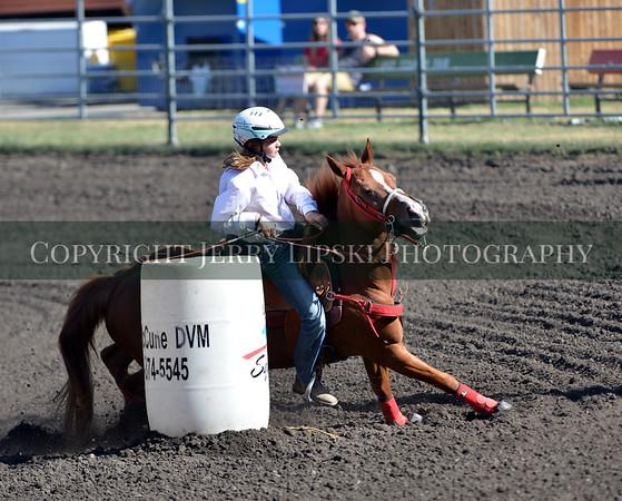 Event 33   Saturday    Pony Barrels