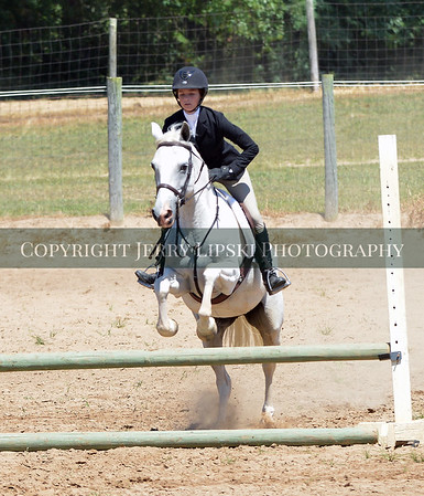 Event 10 - Sr. Beginner Equitation ( 14 & Over)  2'0