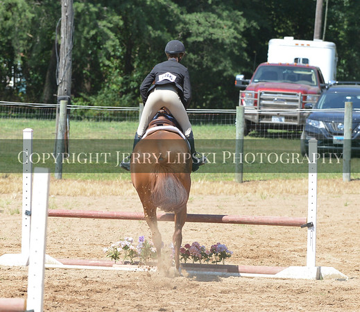 Event 16 - Low Equitation 2'3 - 2'6