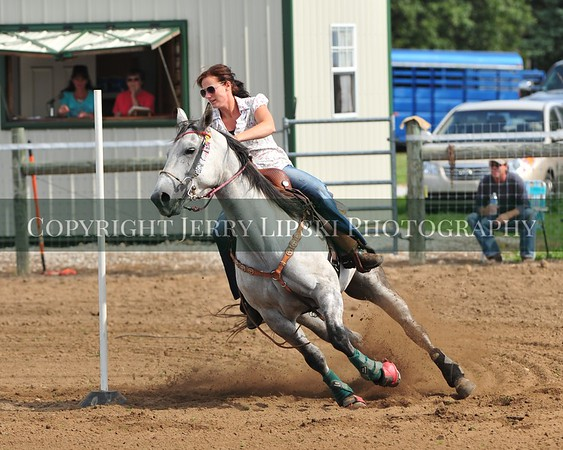 Sept 27 2014 Navajo Saddle Club - Pole Bending