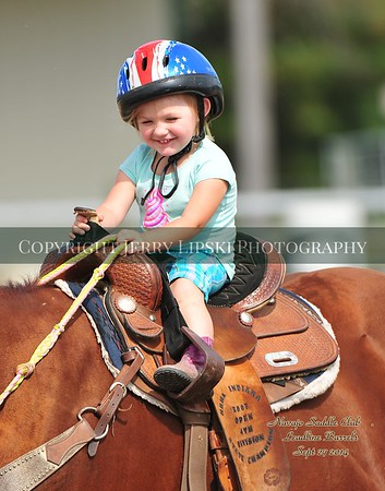 Sept 27 2014 Navajo - Leadline Barrels Ages 2-8