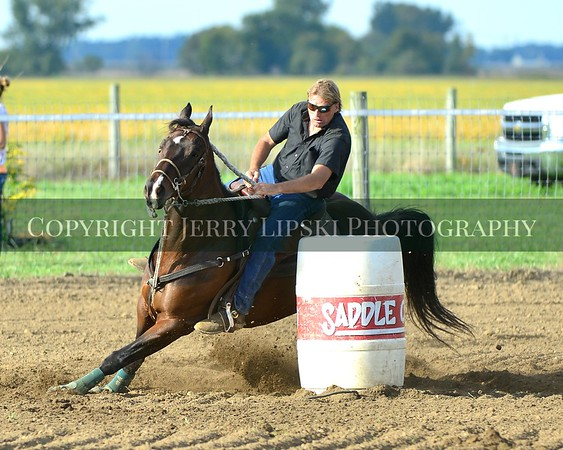 Sept 27 2014 Navajo Saddle Club - Barrel Racing