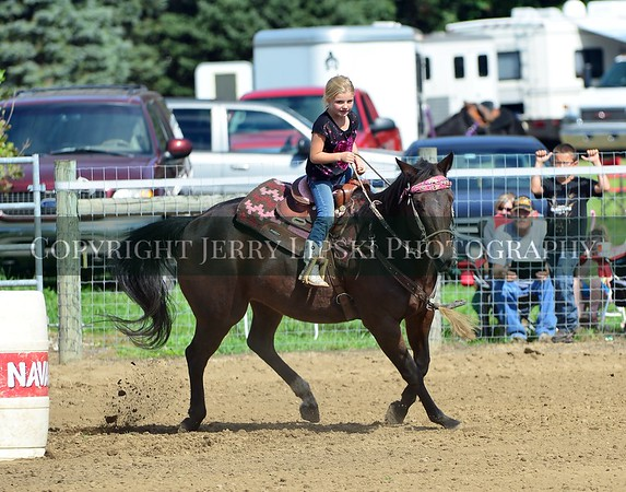 Sept27 2014 Navajo Saddle Club - Pee Wee Barrels