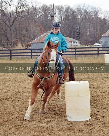 2015 March 29  BARRELS State Line Stables