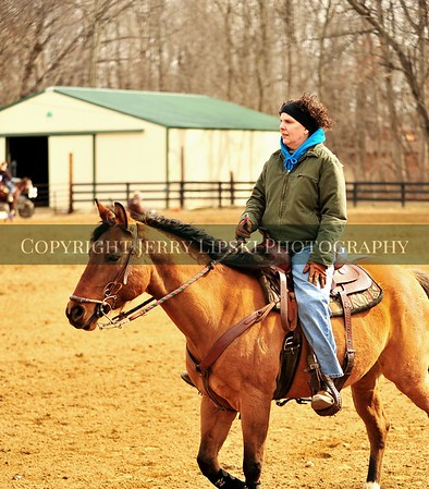 2015 March29 - Walk Trot - State Line Stables