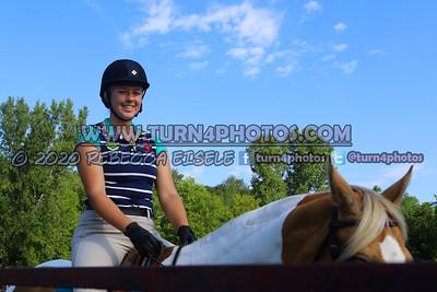 Sr rider equitation 8-16- 36