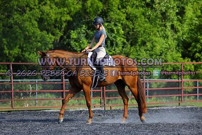Sr rider equitation 8-16- 1