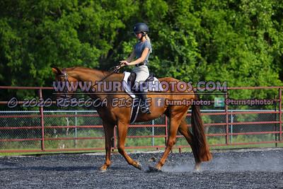 Sr rider equitation 8-16- 2