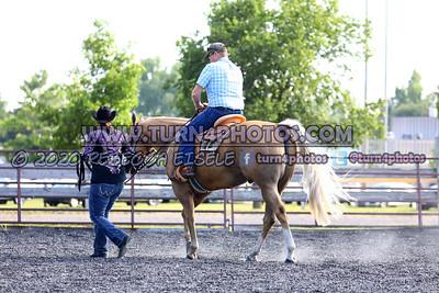 Sr Rider leadline 8-16- 7